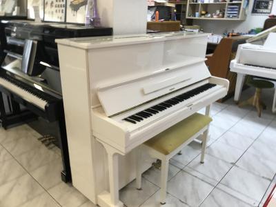 Zánovní pianino Aspheim, sezárukou, doprava zdarma