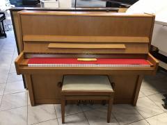 Pianino Schlögl - Bohemia, made in Jihlava Czech Republic