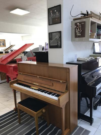 Pianino RIEGER KLOSS model 123 Exclusiv sezárukou 5 let